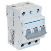 Автоматический выключатель (3p, 50А) Hager MC350A