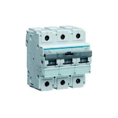 Автоматический выключатель (3p,80А) Hager HLF380S