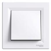 Выключатель 1кл. Shneider-Electric Asfora белый ASFORA EPH0100121