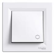 Выключатель 1кл. проходной Shneider-Electric Asfora белый ASFORA EPH0400121