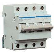 Модульный переключатель перекидной питающих видов (1p 63А 380В) Hager SF263
